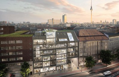 SIGNA, Pott Architects GmbH, bloomimages Berlin