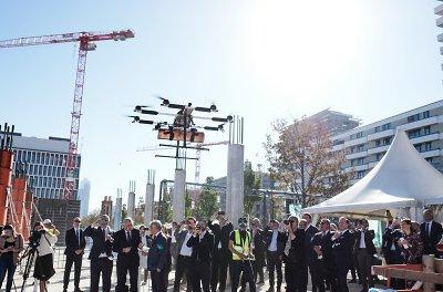 Drohnenflug (c) Philipp Horak